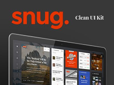 Snug UI Kit