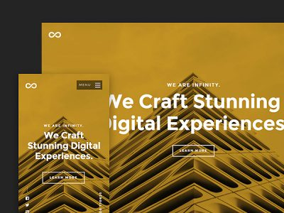 Infinity Free HTML Website Template