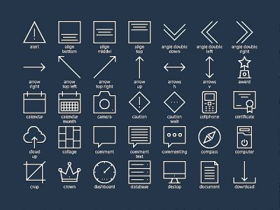 Free 260 Essential Mixed Web Icons