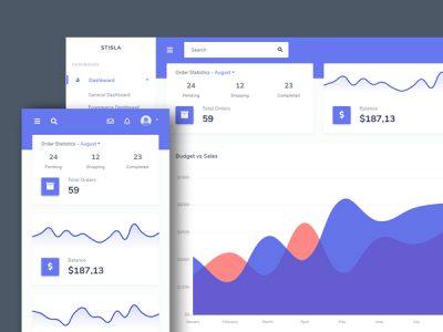Stisla - Bootstrap Free Admin Template