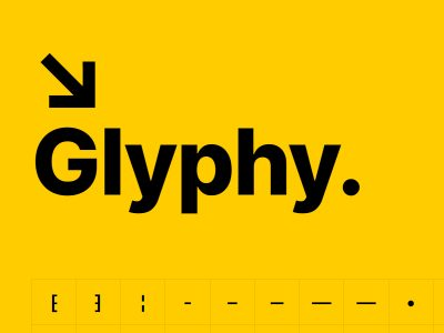 Glyphy - Copy & Paste Glyphs With Ease