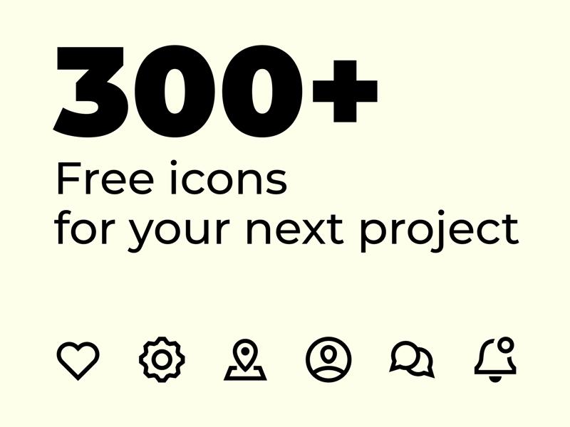 Magni Free Iconset
