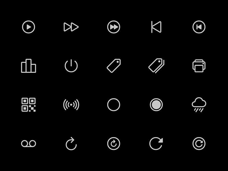 Ionicons Open Source Icon Set