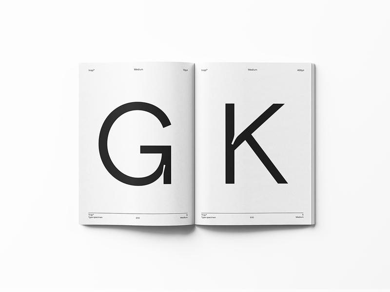Trap Typeface - 100% Free Font